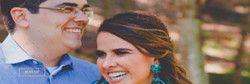 Site de Casamento Aline e Thiago